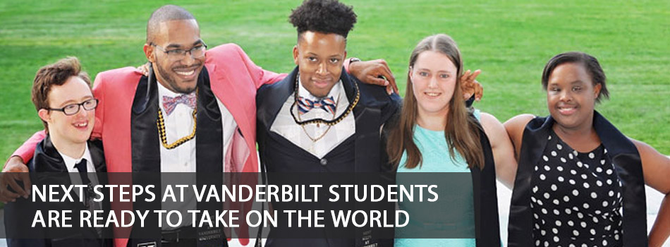 Next Steps at Vanderbilt students are ready to take on the world