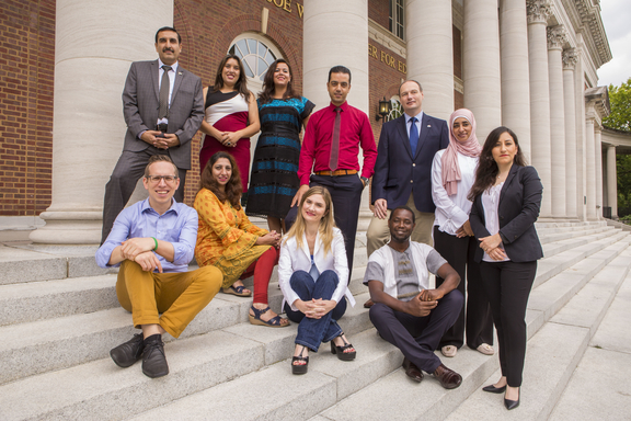 Humphrey Fellows